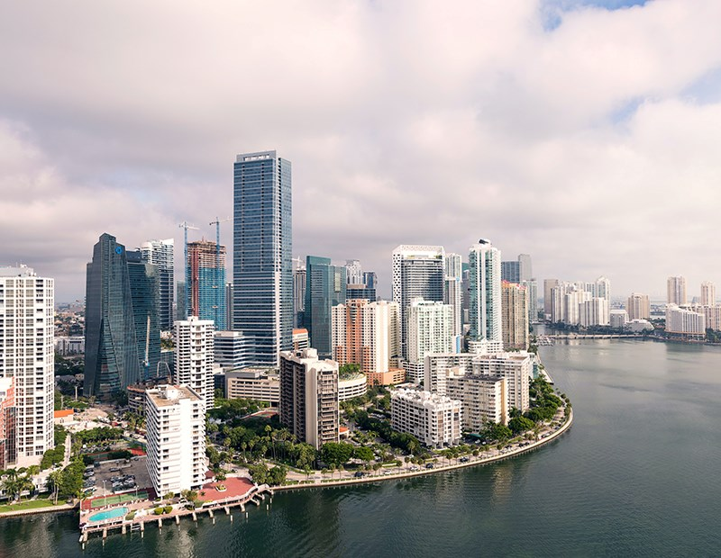 Miami Ranked No. 5 In The U.S. For Highest Multifamily Transaction Volume In First Half Of 2021