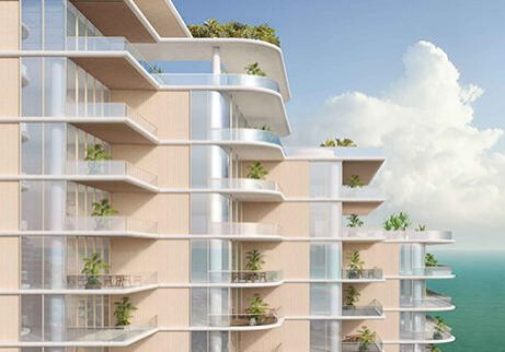 Rem Koolhaas-Designed Condo Tower Planned On Collins Avenue In Mid-Beach